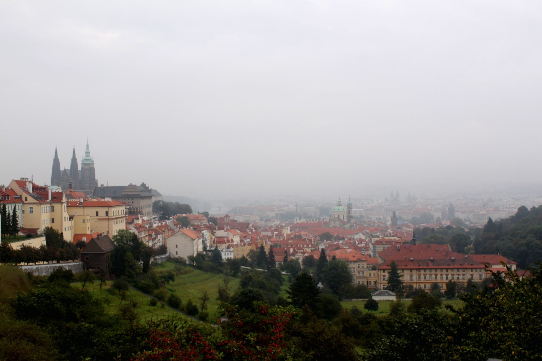 Widok Praga