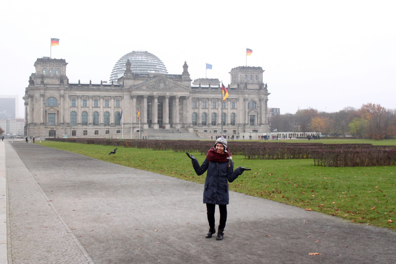 Berlin Raichtag Bundestag
