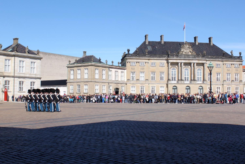 Pałac Królewski Kopenhaga