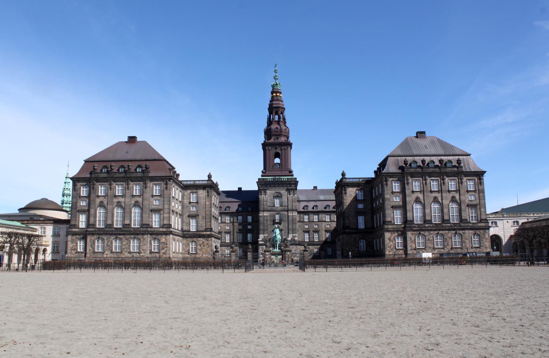 Castel Island Kopenhaga