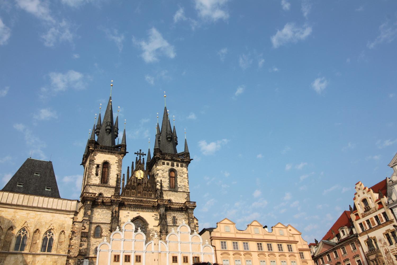 Kościół Marii Panny pod Tynem Praga