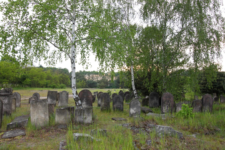 Żarki cmentarz