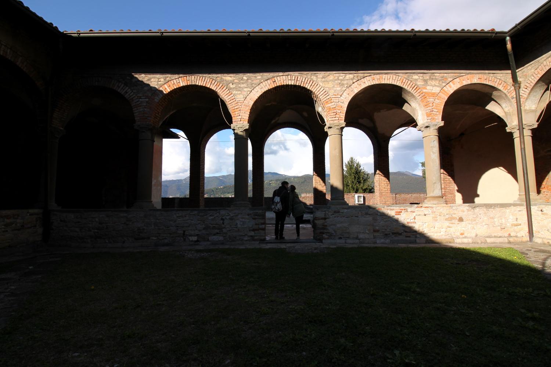 klasztor convento di san francesco