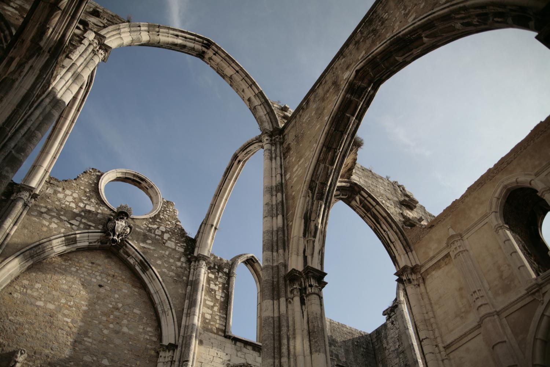 klasztor karmelitów lizbona