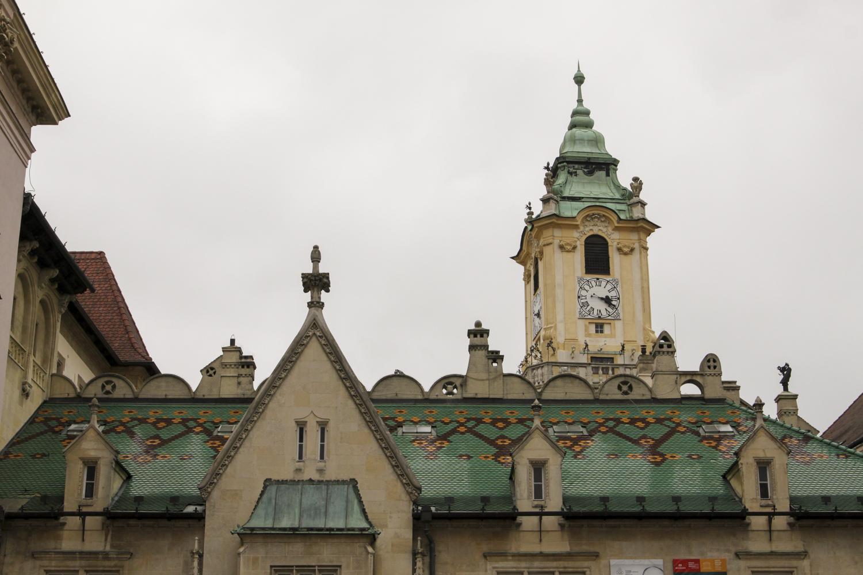 Bratysława ratusz