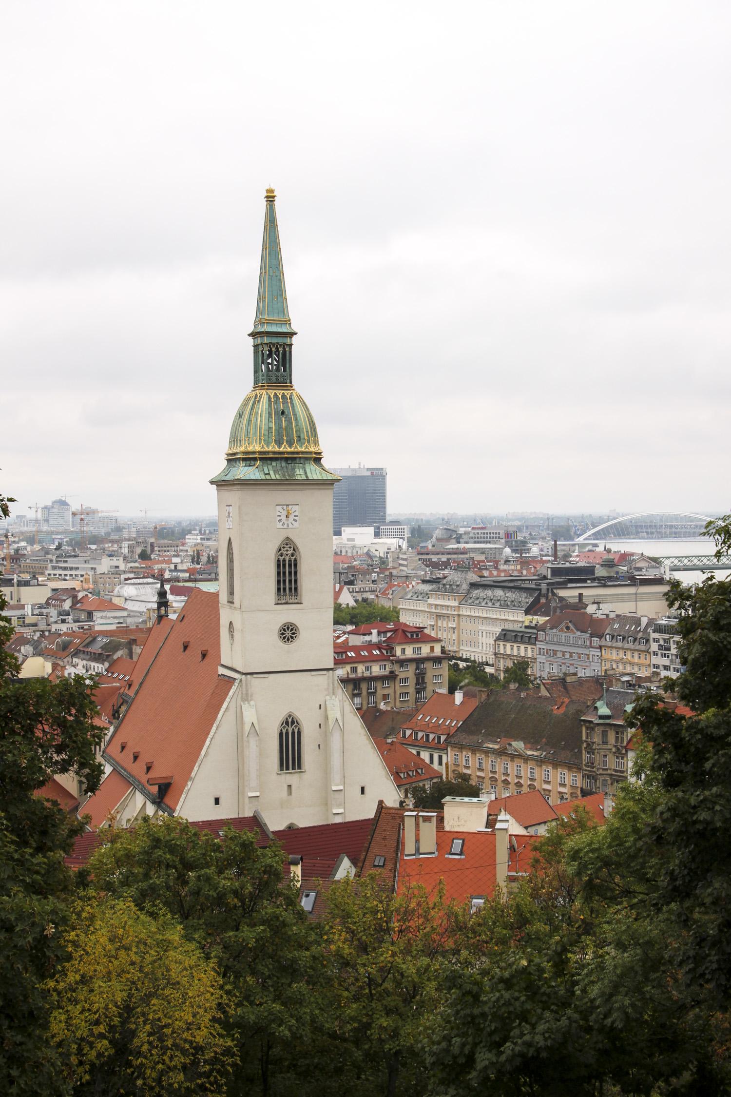katedra św Marcina