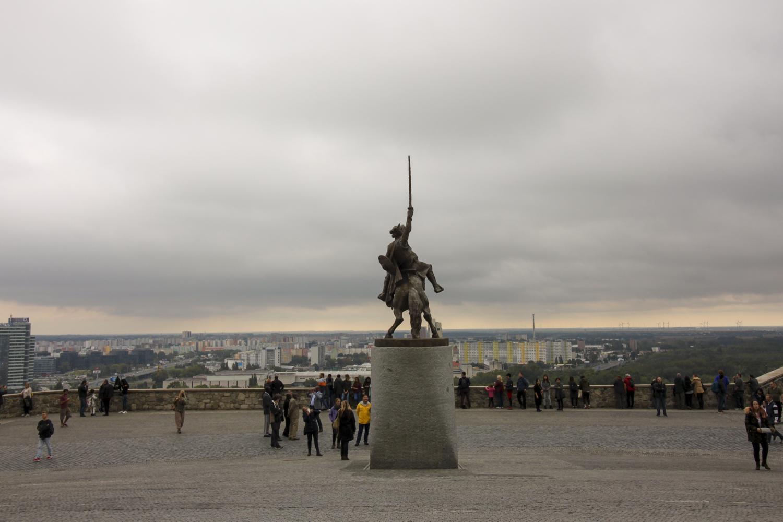 Bratysława pomnik zamek
