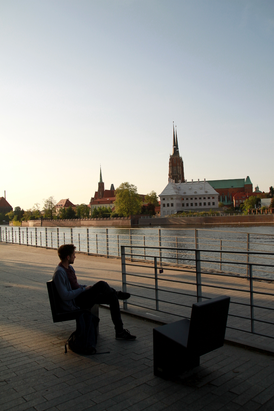 Muzeum Narodowe bulwary Wrocław
