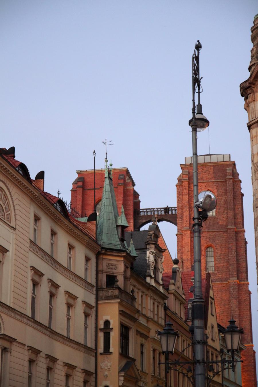 Wrocław Mostek Czarownic