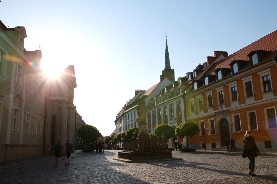 Wrocław Ostrów Tumski