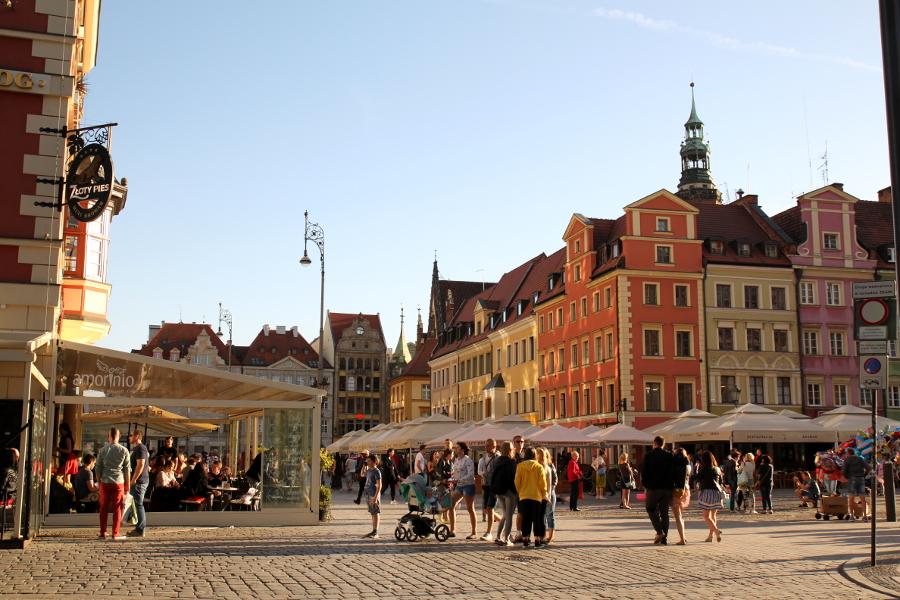 Wrocław rynek