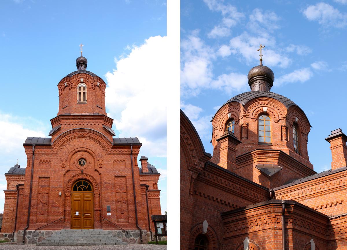 Białowieża cerkiew św Mikołaja