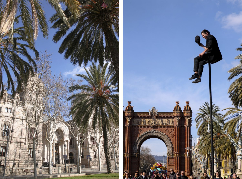 Barcelona Park Ciutadela