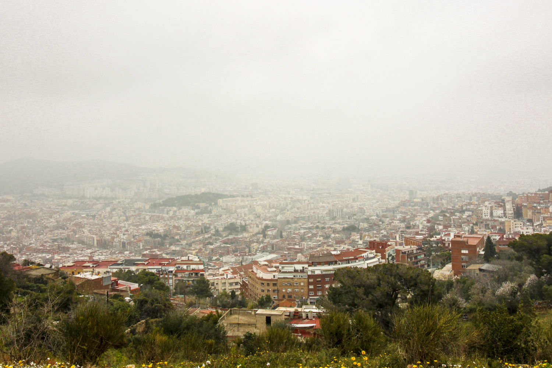 Barcelona widok