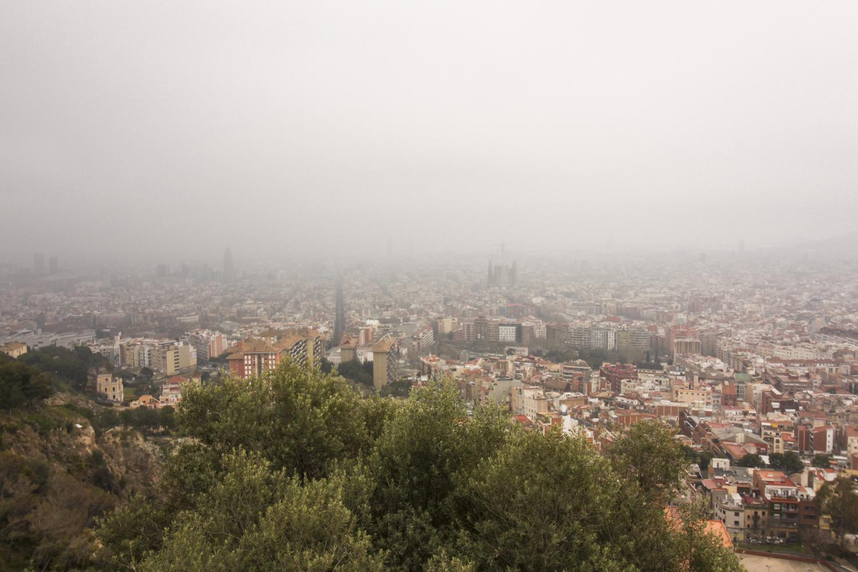 Barcelona Bunkers del Carmo