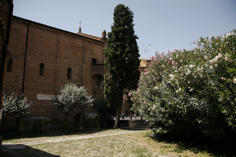 Bazylika Santo Stefano Bolonia
