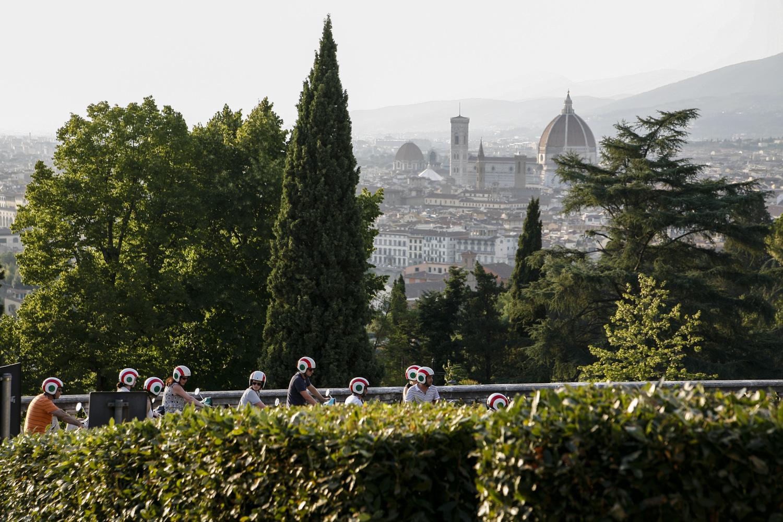 Florecncja widok bazylika san minato al monte (1)