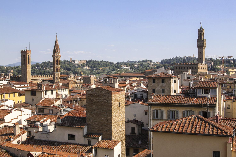 Florencja widok