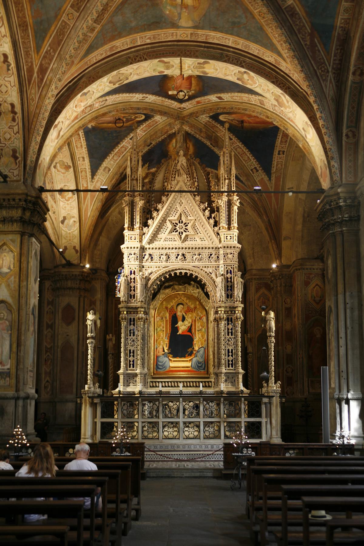 Florencja Orsanmichele