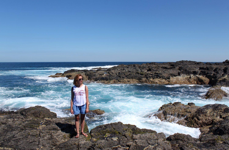 Cape Schanck ocean Australia