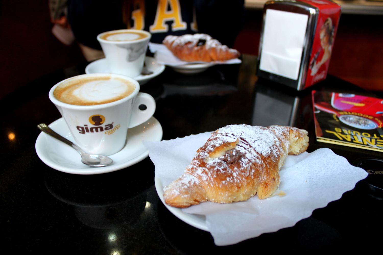 kawa rzym