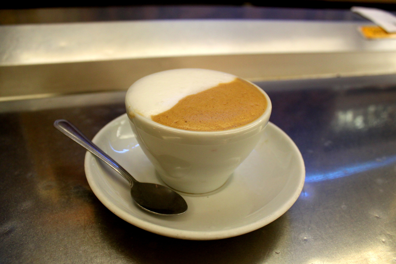 najlepsza kawa rzym
