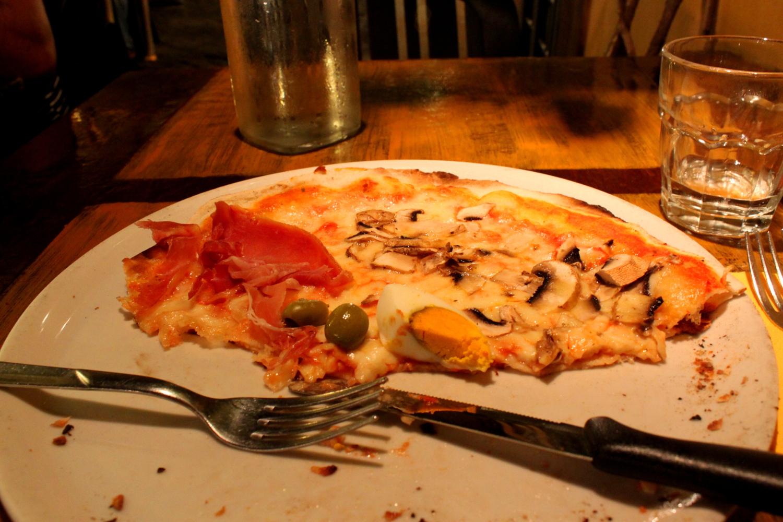 Dobra pizza Rzym