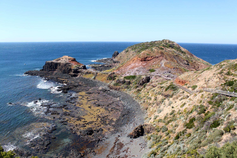 Cape Schanck najpiękniejsze miejsca Australia