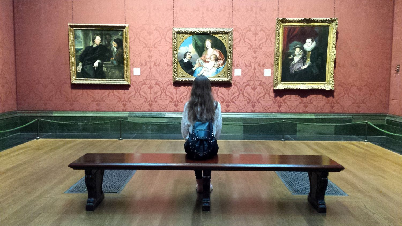 National Gallery Londyn