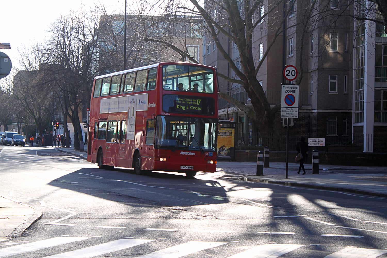 Londyn autobus