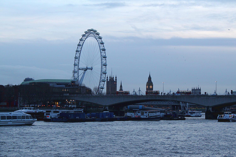 London Eye Tamiza