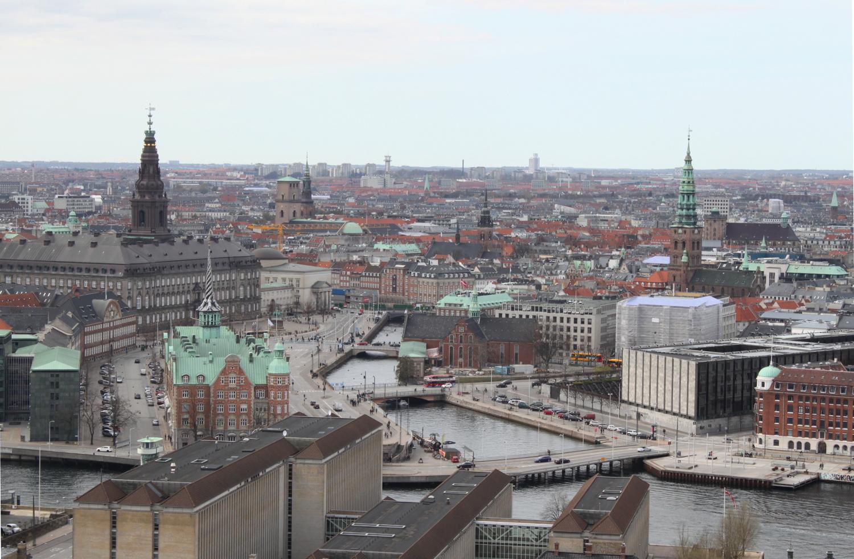 Kopenhaga punkt widokowy