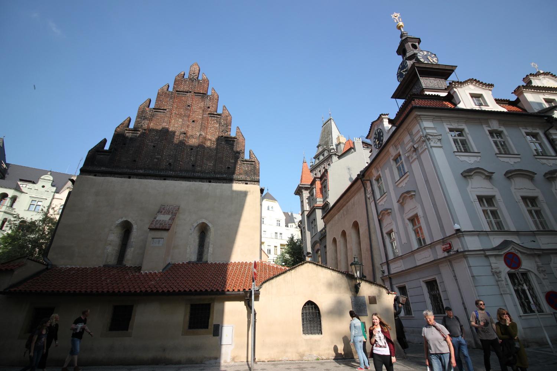 jozefov dzielnica zydowska Praga