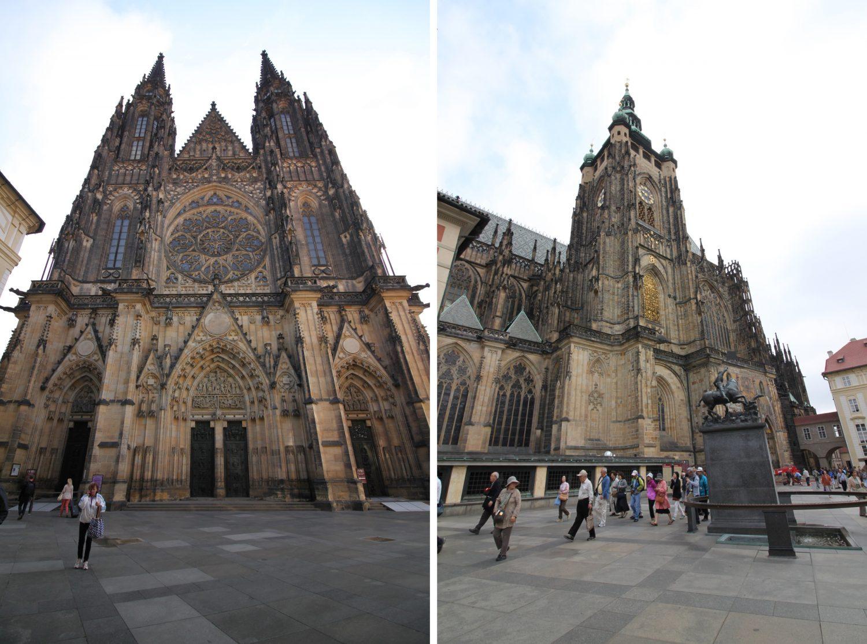 Hradczany Katedra sw Wita Praga