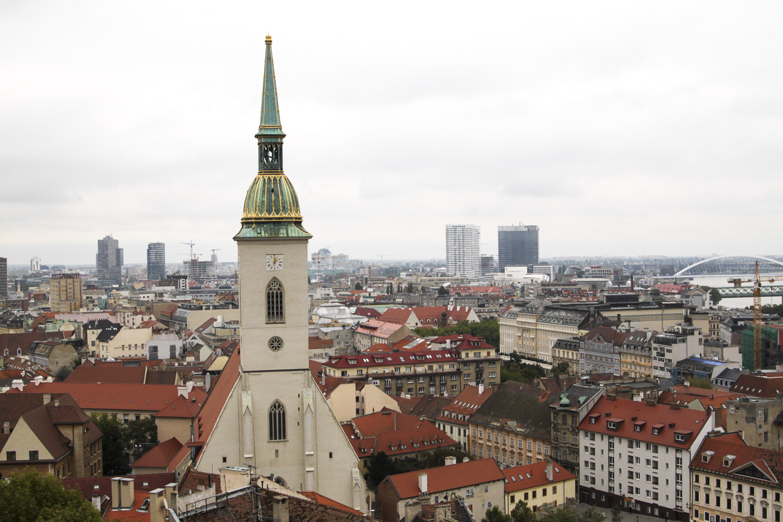 Bratysława katedra św Marcina