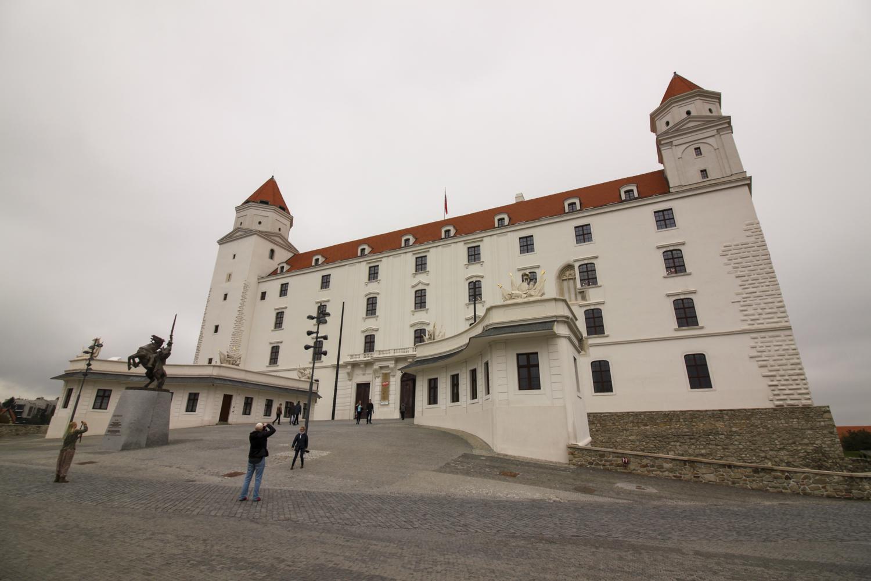 Bratysława zamek