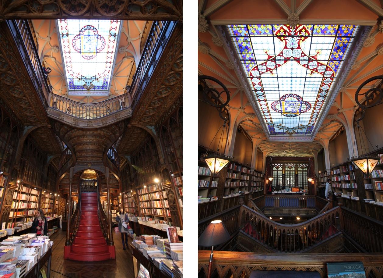 księgarnia Porto Harry Potter 2-horz