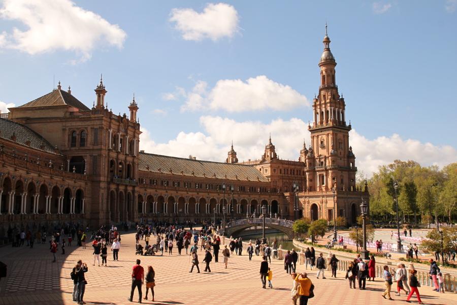 Sewilla Plaza Espana