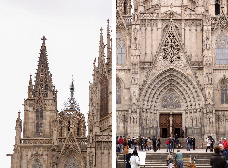 Barcelona katedra sw Eulalli