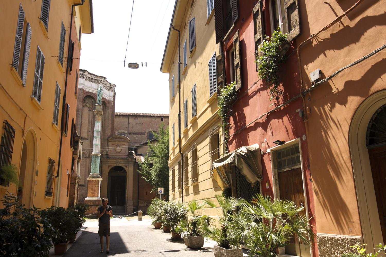 Bolonia bazyliki San Domenico