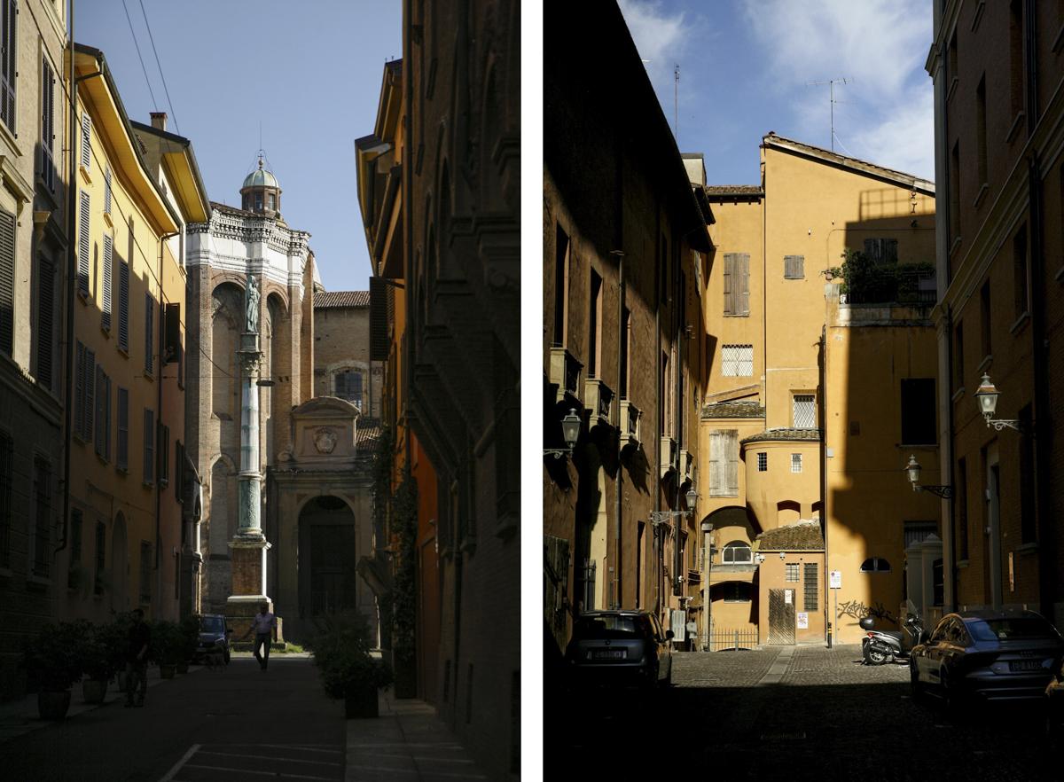 Bolonia ulice