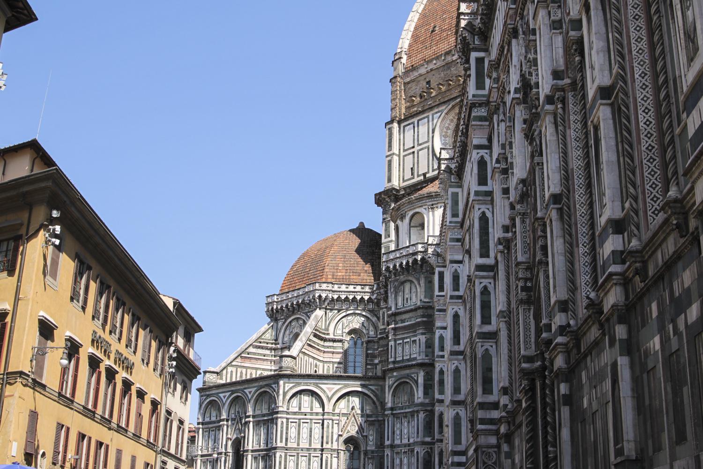 Florencja katedra