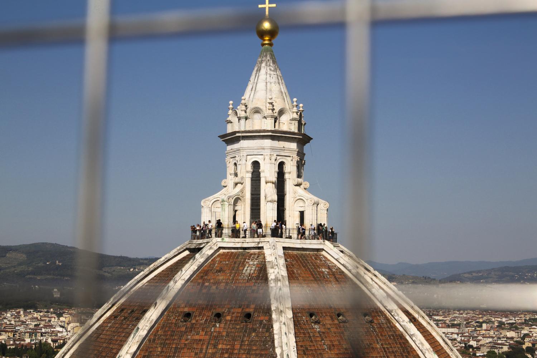Florencja katedra kopuła