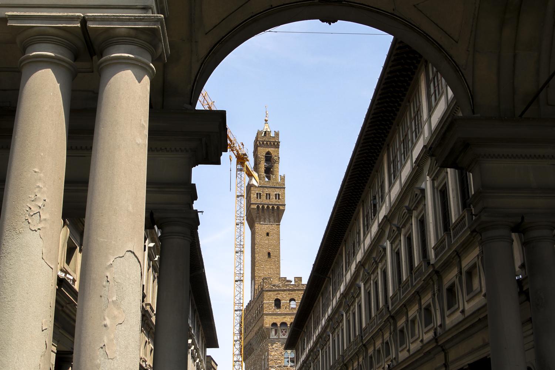 Florencja uffizzi