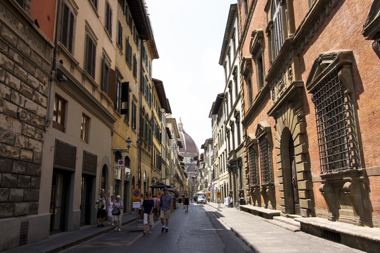 Florencja ulica