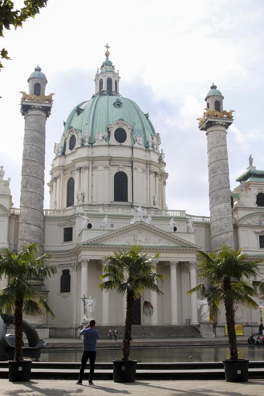 Wiedeń kościół Boromeusza