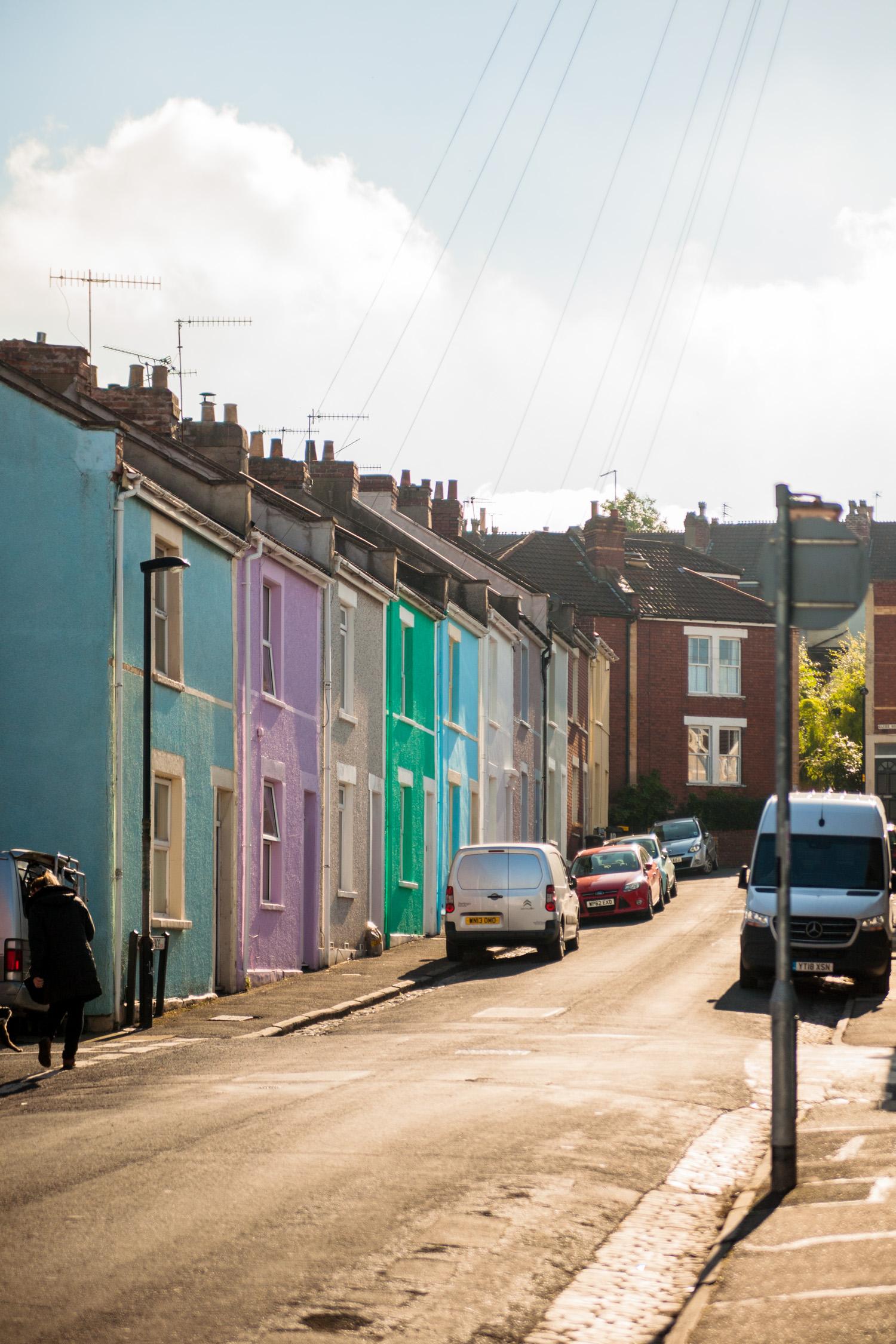 Bristol ulice