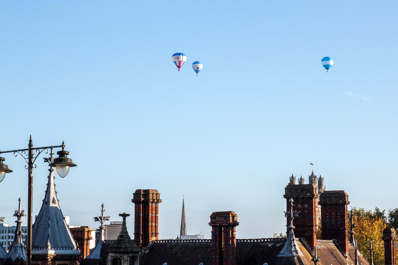 Bristol balony