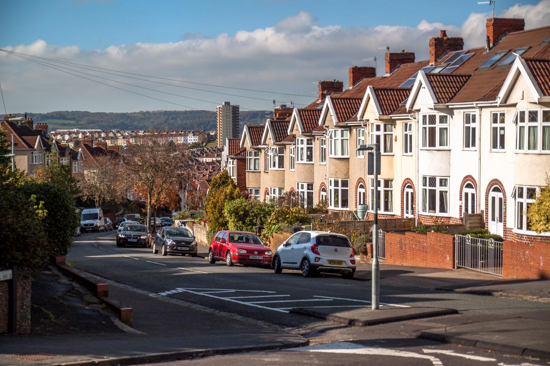 Bristol Anglia ulice