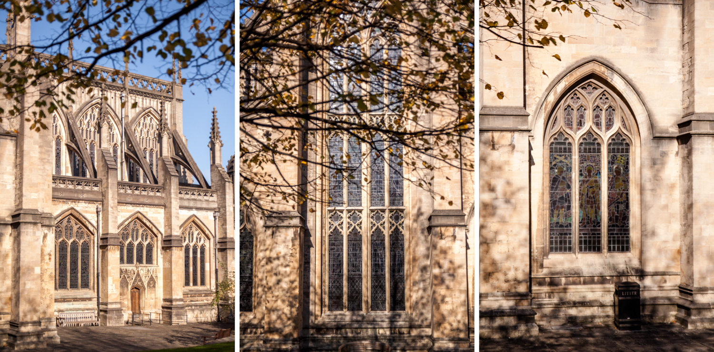 kościół St Mary Bristol